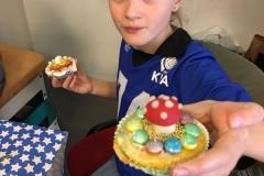 Jeugdactiviteit cupcakes maken